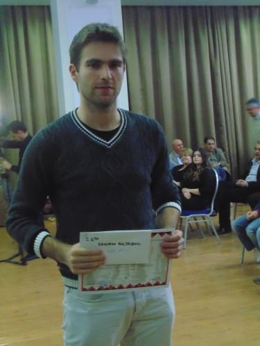 GM Davorin Kuljasevic (Croatia)