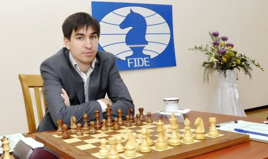Dmitry Andreikin