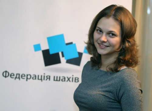 GM Anna Muzychuk is the best Ukrainian player among women