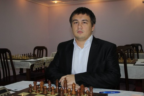 GM Yuriy Kuzubov is 2014 Ukrainian champion for men