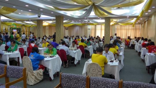 GM Zaw Win Lay Memorial Myanmar Open