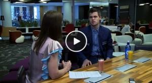 Interview with World Chess Champion Magnus Carlsen