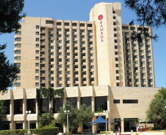 Jerusalem Ramada Hotel