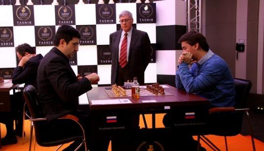 Kramnik - Morozevich