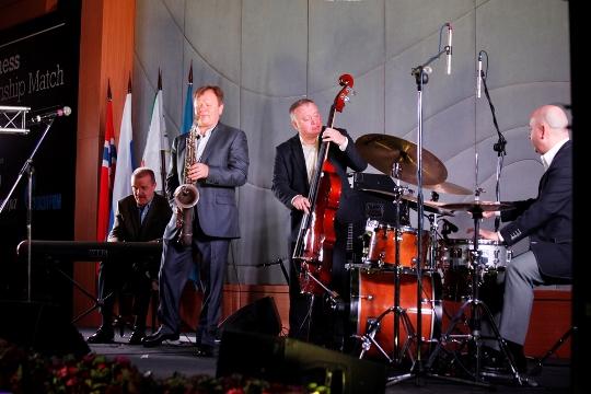 Igor Butman's Jazz Quartet