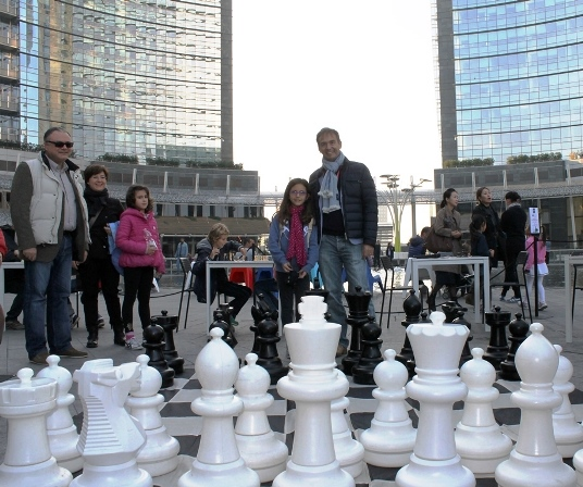 Youth Chess Tournament CONI Event Point 14