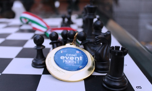 Youth Chess Tournament CONI Event Point 2