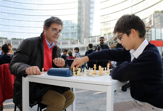 Youth Chess Tournament CONI Event Point 9
