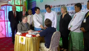 Zaw Win Lay Myanmar International Open Chess Championship 2014