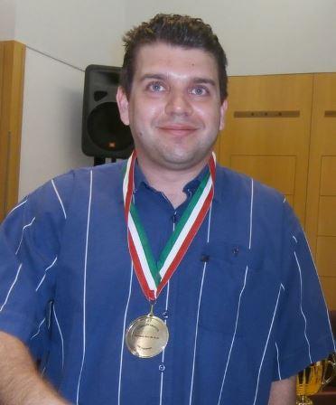 GM Gergely Szabo (ROU)