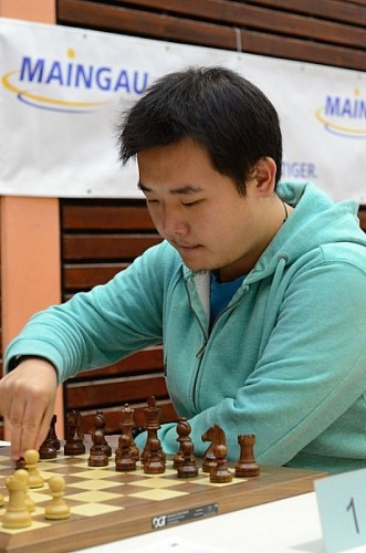 GM Li Chao is the 2014 champion