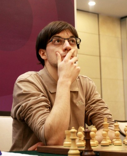 Two silver medals for MVL; will he take a Gold in the Basque? (photo by: Gu Xiaobing)