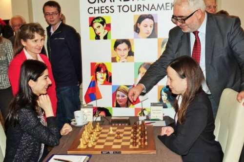 The tournament was inaugurated by Polish dignitaries