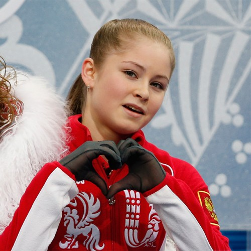 16-year-old Yulia Lipnitskaya is a Russian figure skater, 2014 Olympic champion in the team event, 2014 World silver medalist and 2014 European champion