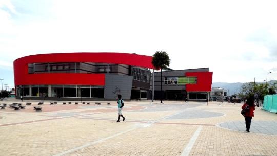 Bogotá Centro Comercial Americas Outlet Factory
