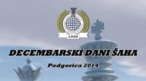 December Days of Chess in Podgorica, Montenegro
