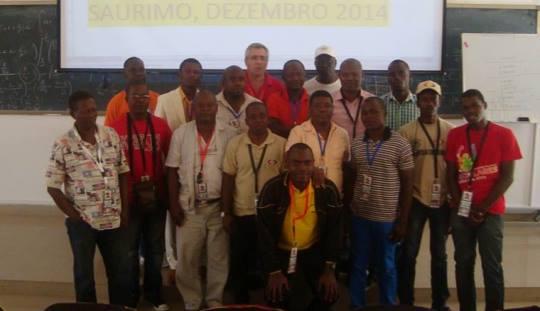FIDE Arbiters' Seminar in Saurimo, Angola