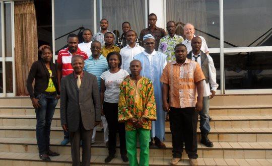 FIDE Arbiters' Seminar in Yaoundé, Cameroon