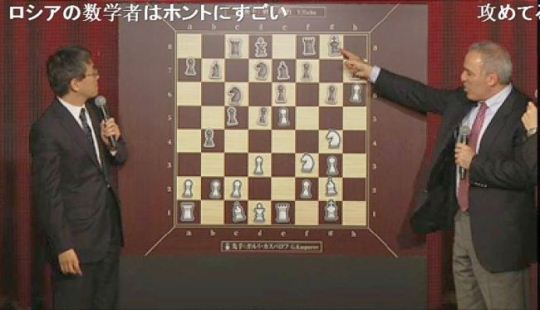 Kasparov-Habu post mortem