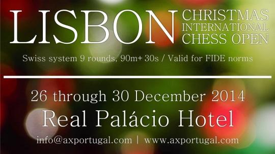 Lisbon Christmas International Chess Open
