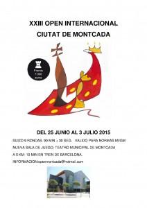 Montcada 2015