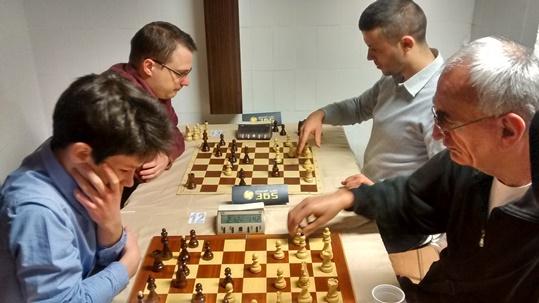 Bosko Abramovic - Mihajlo Radovanovic and Ivan G Stankovic - Bojan Vuckovic