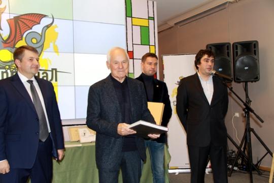 Russian Chess Championship Super Final