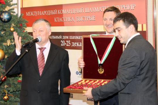 Shchelkunchik 2014 Anatoly Karpov