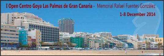 Torneo Internacional Centro Goya Las Palmas de Gran Canaria 2014