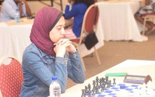 WGM Wafa Shrook