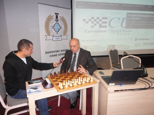 Zurab Azmaiparashvili Montenegro 2