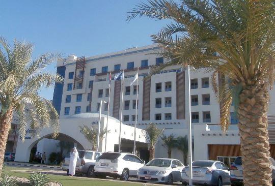 Hili Rotana hotel in Al Ain