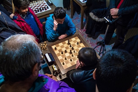 Chess teaches us to look the matters from a different angle!