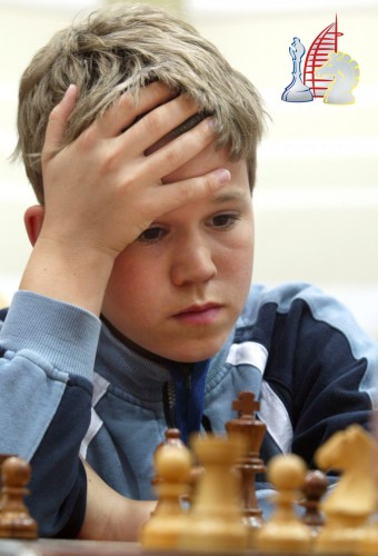 13-year-old Magnus Carlsen achieved his last GM norm at Dubai Open 2014