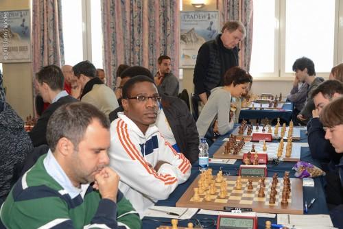 Juan Antonio Urbina Perez, Gilles Suez-Panama, Olga Dolzhikova (photo credit: John Saunders)
