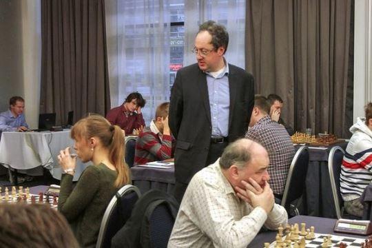 Boris Gelfand Dvorkovich Memorial