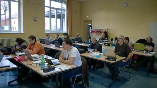 FIDE Arbiters' Seminar in Eybens, France