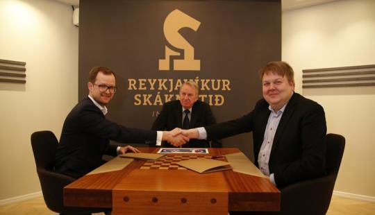 GAMMA is new sponsor of Reykjavik Open