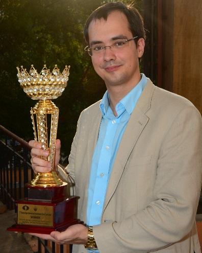 Grandmaster Popov Ivan