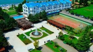 Hotel Oazis Palace Chakvi