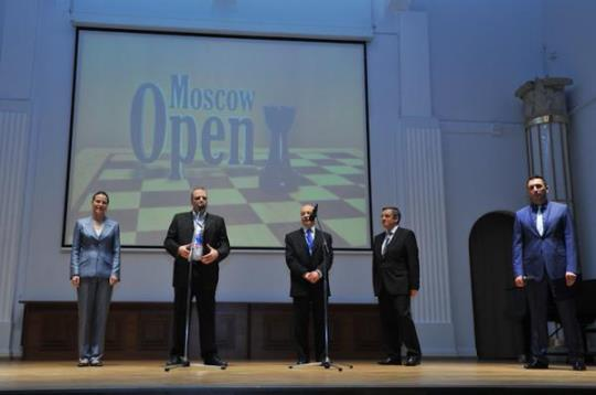 Moscow Open Ceremony 2
