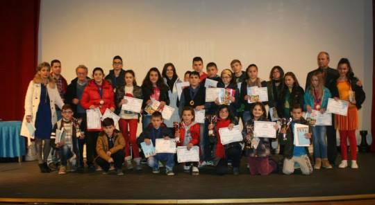 Schools Chess Championship in Durres, Albania
