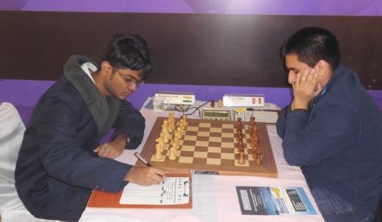 Srinath & Cristhian Cruz