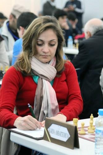 WGM Karina Ambartsumova