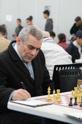 GM Sergey Kasparov