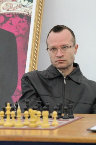 GM Sergey Tiviakov