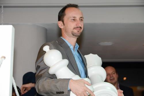 Former World champion Veselin Topalov
