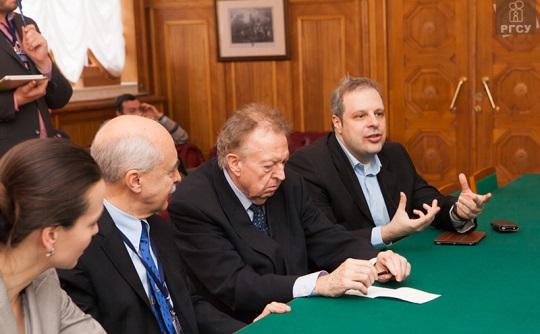 Chess and Education, Meeting FIDE-ECU-RSSU