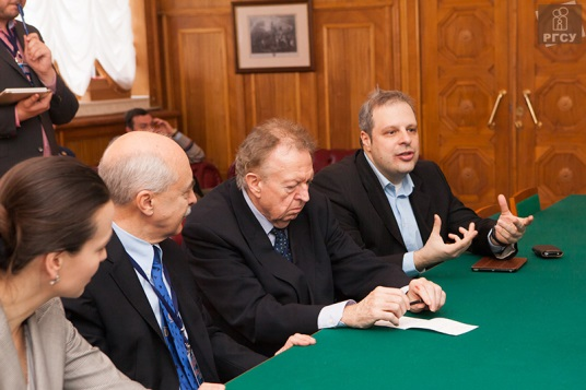 FIDE Events Commission meeting in Moscow, Russia