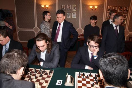1st FIDE President's Cup for diplomatic corps